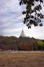 Братське кладовище і Свято-Нікольський храм Севастополя