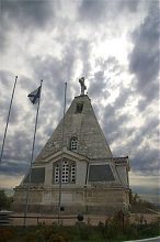 Північний фасад Свято-Нікольського храму Севастополя
