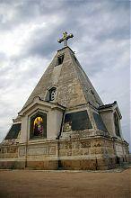 Східний фасад севастопольського Свято-Нікольського храму