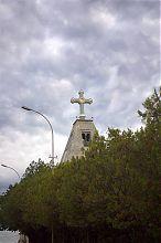 Вершина піраміди севастопольського Свято-Микільського храму