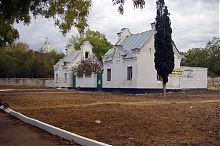 Дома смотрителей севастопольского Братского кладбища