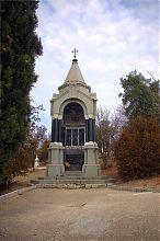 Надгробный памятник генералу артиллерии М.Д. Горчакову севастопольского Братского кладбища на Северной стороне