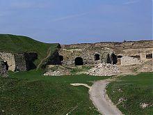 Западный бастион крепости в Каменец - Подольском