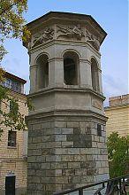 Северо-западная часть Башни ветров в Севастополе