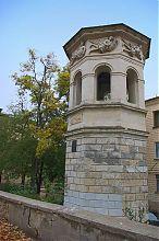 Юго-западная часть Башни ветров в Севастополе