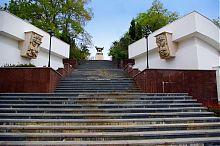 Лестница севастопольского Матросского бульвара
