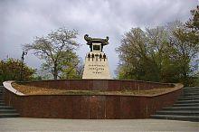 Пам'ятник Карському в Севастополі