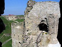 Дневная башня крепости в Каменец - Подольском