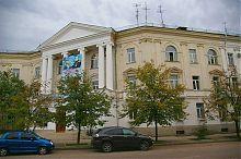 Західне крило севастопольської Морської бібліотеки ім. М.П. Лазарєва
