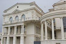 Северное крыло бывшего Института физических методов лечения в Севастополе