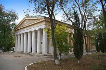 Південно-західний кут севастопольської Петропавлівської церкви