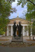 Севастопольська церква святих Петра і Павла