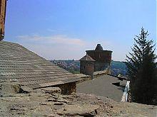 Комендантская башня крепости а Каменец - Подольской крепости