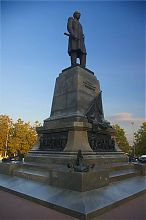 Адмирал Нахимов (севастопольский памятник)