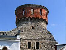 Лянцкоронська вежа Кам'янець - Подільської фортеці